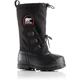 Sorel Glacier XT Boots Women Black/Red Quartz